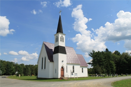 St. Mark's Anglican Church, Jackson Falls, NB